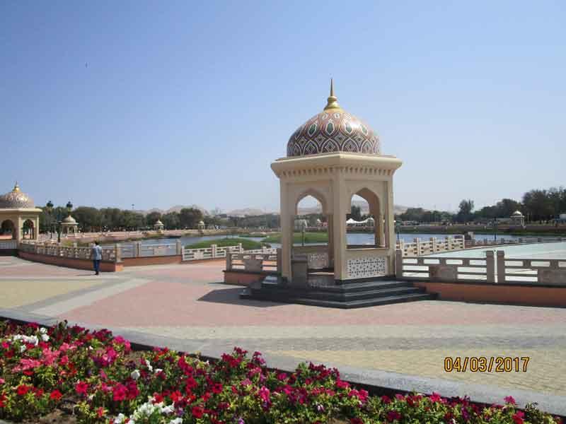 Bild 7 Im Qurum Park in Muscat