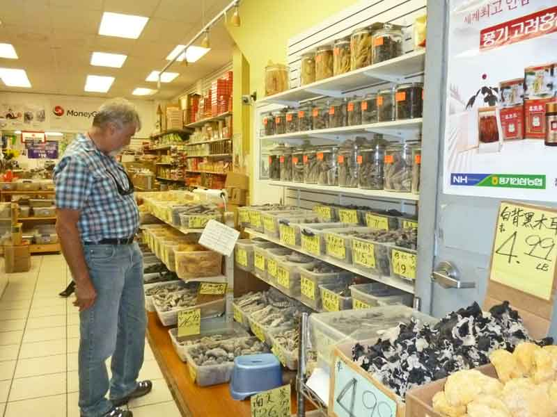 Bild 35 Die Läden in China Town haben es uns angetan.