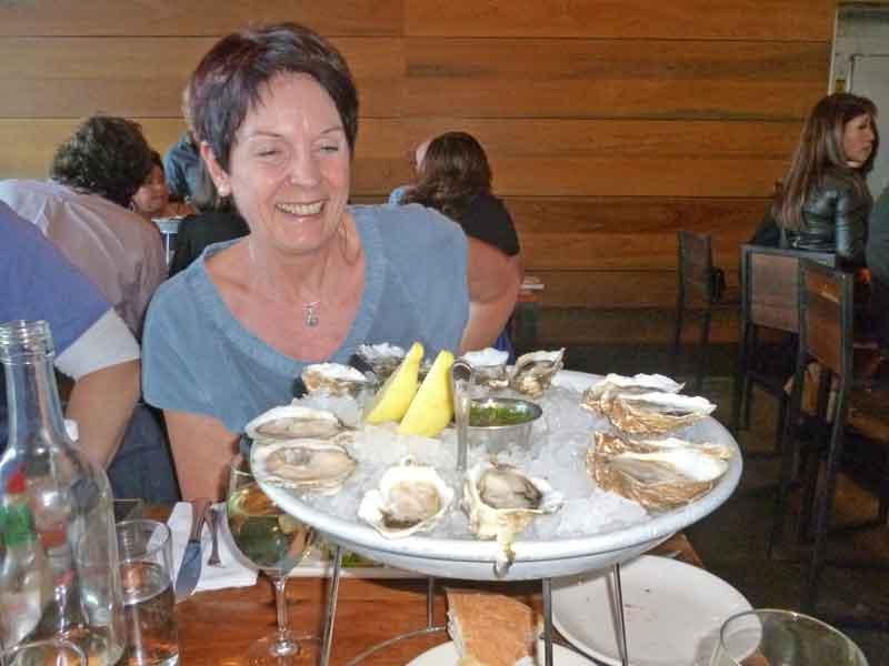 Bild 15 Austern essen in San Francisco