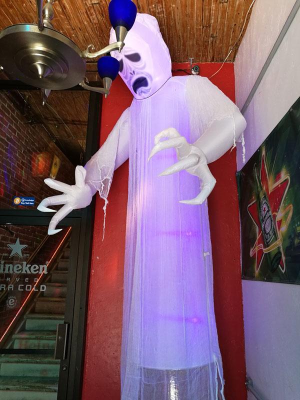Bild 31 Bald ist Halloween in Montreal