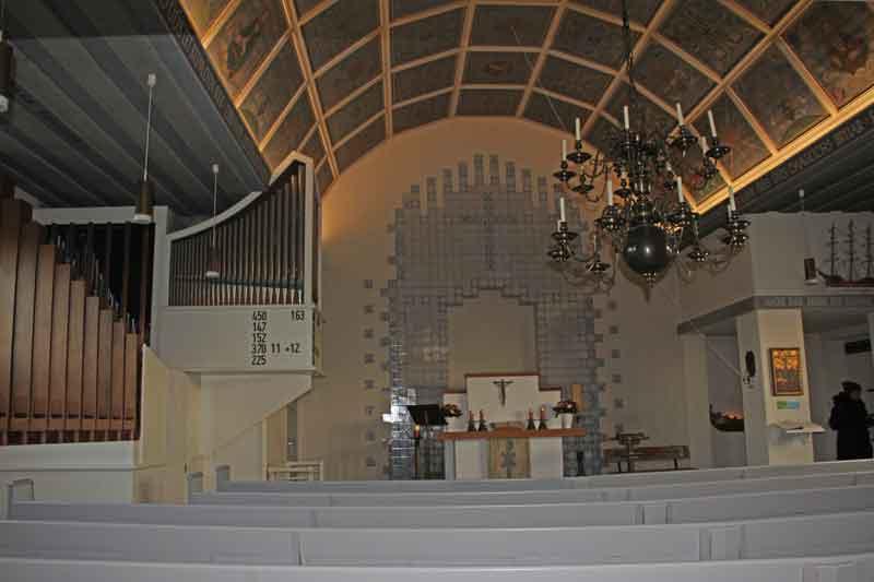 Bild 6 Kirche in Wenningstedt