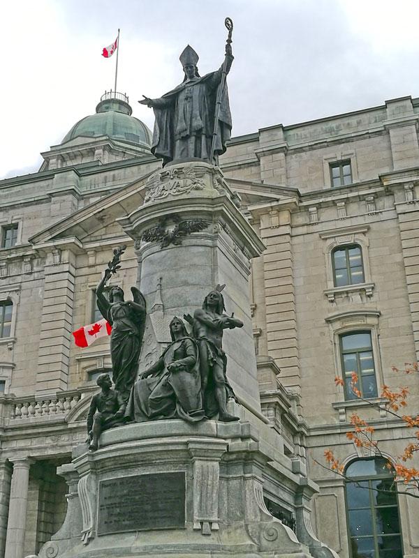 Bild 61 Bummel durch Quebec