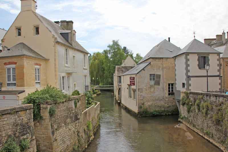 Bild 29 Bummel durch Bayeux