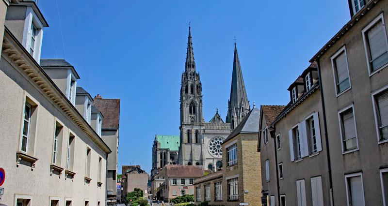 Bild 4 Kathedrale von Chartres