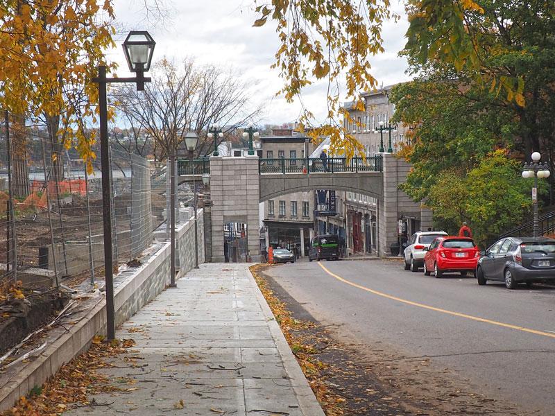 Bild 40 Bummel durch Quebec