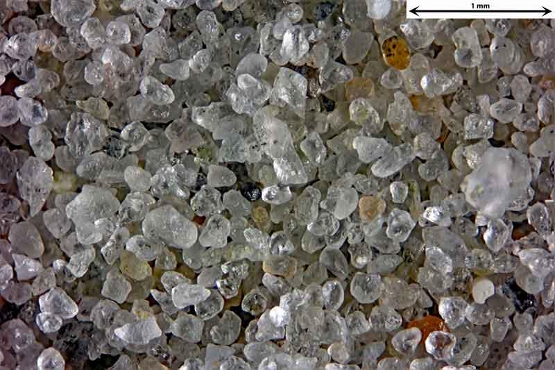 Bild 3 Sand aus Boltenhagen, Ostsee - Deutschland