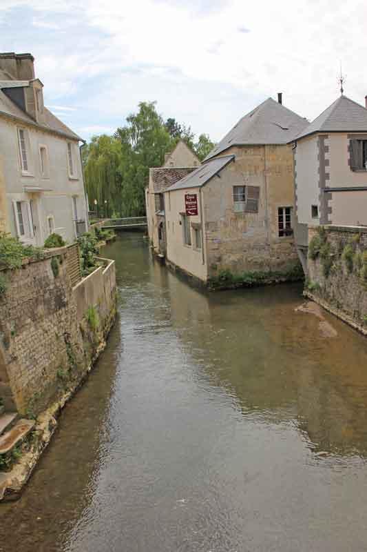 Bild 28 Bummel durch Bayeux
