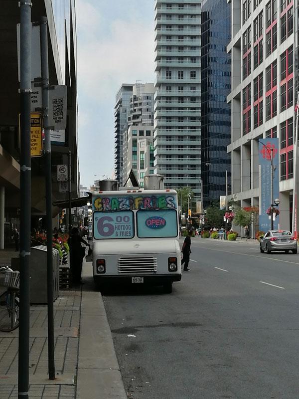 Bild 26 Zu Fuß unterwegs zum CN-Tower