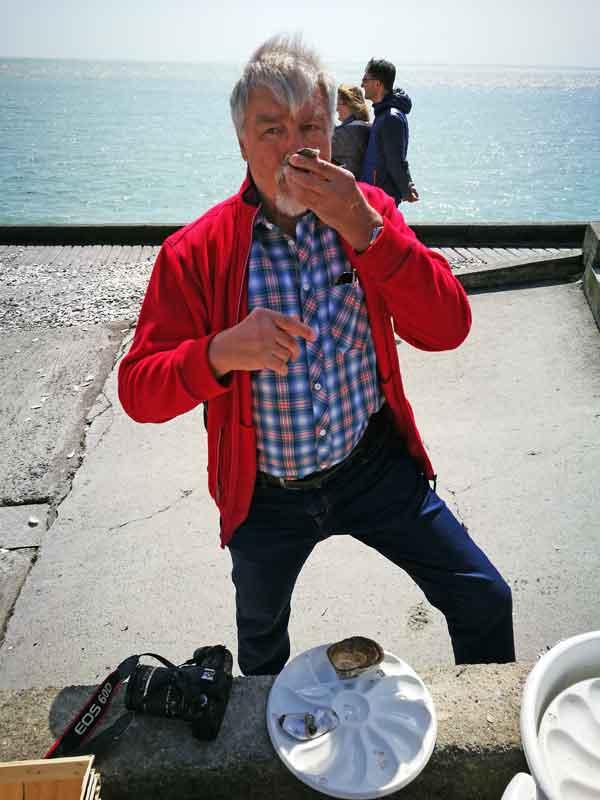 Bild 6 Austern schlemmen überall in Cancale