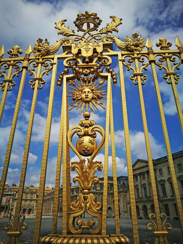 Bild 10 Parkanlagen von Versailles