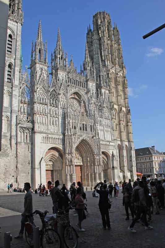 Bild 17 Kathedrale von Rouen