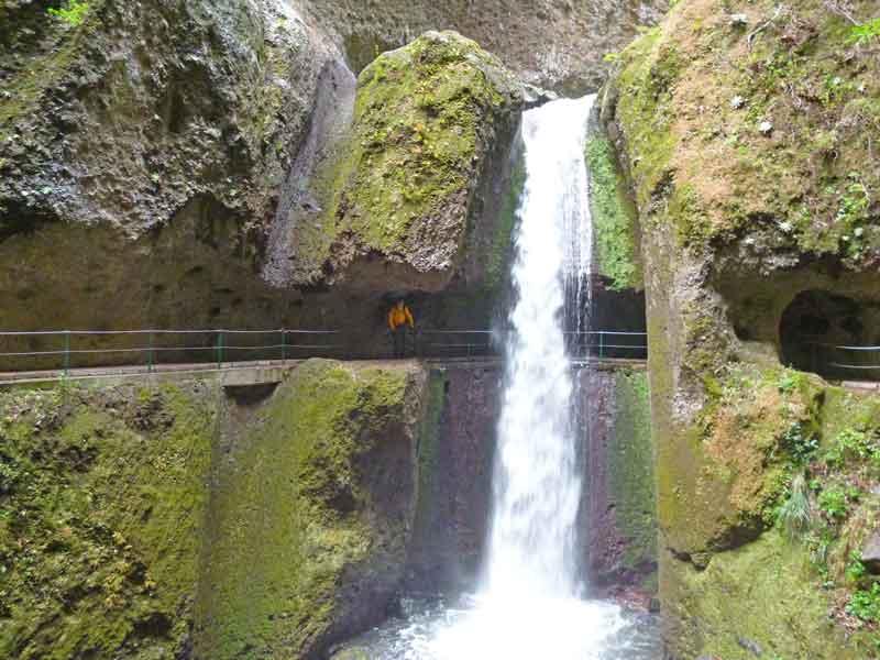 Bild 15 Wanderung auf der Levada Nova und der Levada Mohino