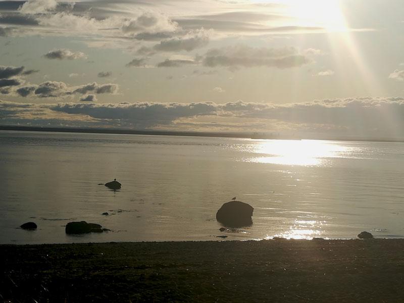 Bild 4 Morgenstimmung am Campground St. Simeon