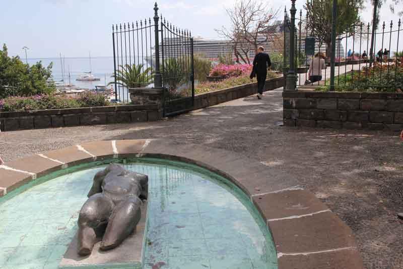 Bild 12 Bummel durch Funchal