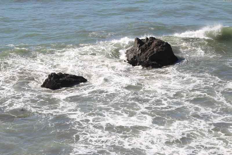 Bild 9 Wieder zurück an der Pazific Küste