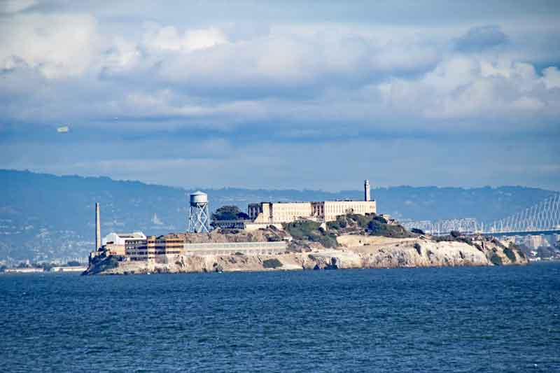 Bild 47 Blick auf Alcatraz