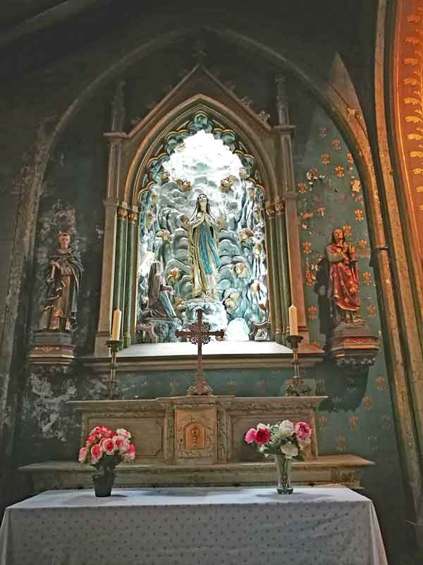 Bild 23 In Abbeville, Stiftskirche St. Vulfran