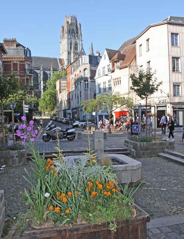 Bild 30 Bummel durch die Altstadt von Rouen