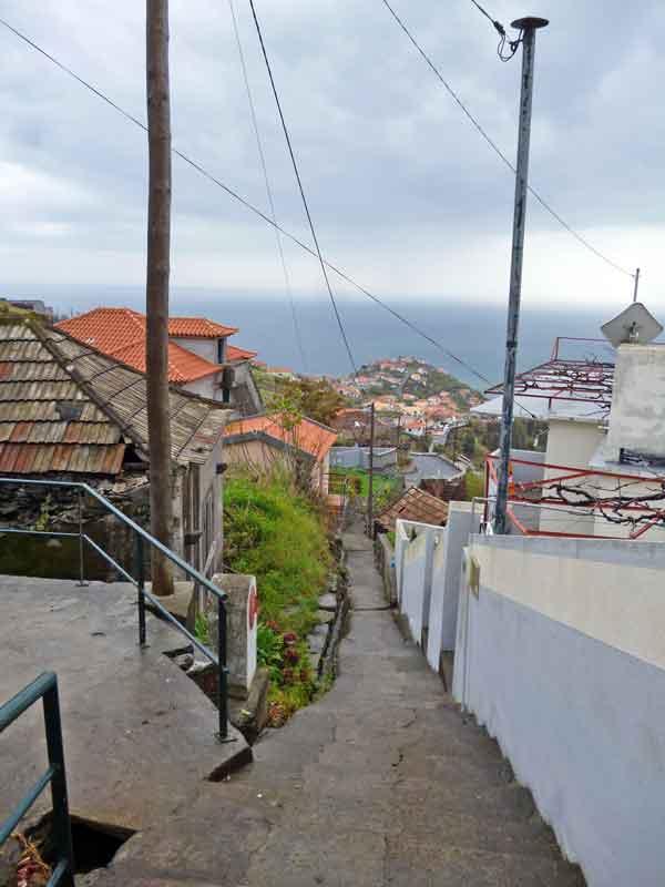 Bild 3 Blick auf ein Dorf