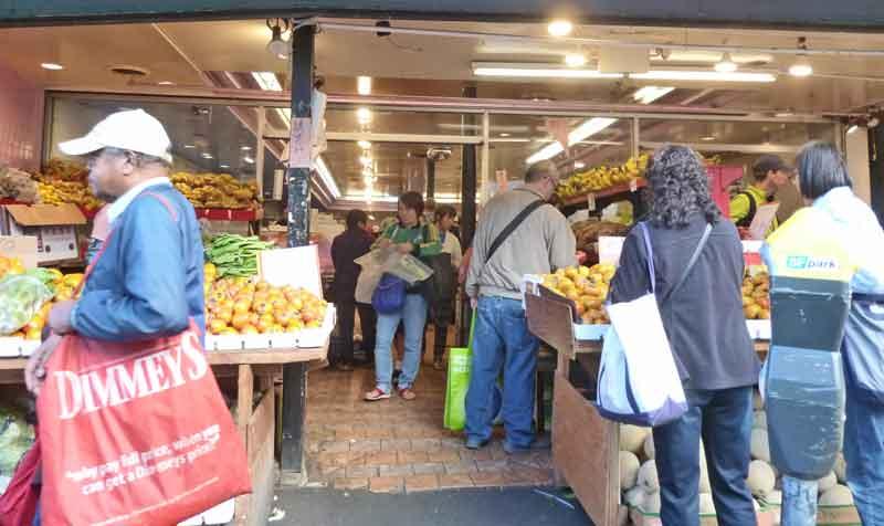 Bild 32 Die Läden in China Town haben es uns angetan.