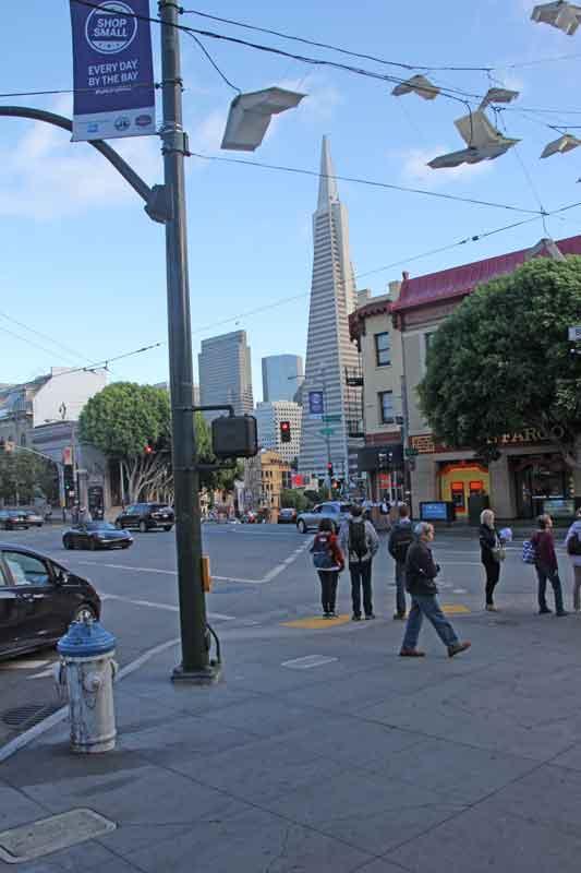 Bild 36 In den Straßen von San Francisco
