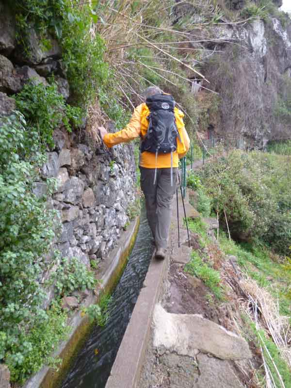 Bild 11 Wanderung auf der Levada Nova und der Levada Mohino