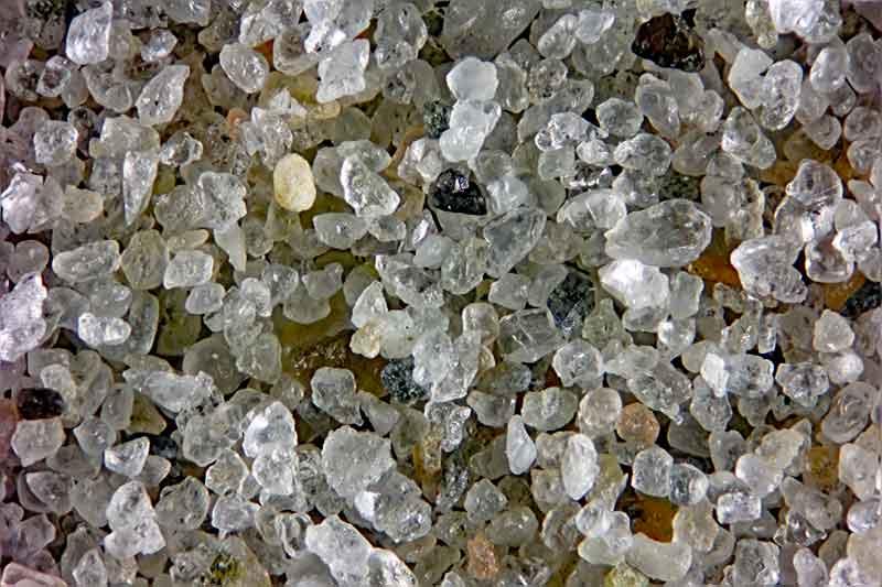 Bild 2 Sand aus Boltenhagen, Ostsee - Deutschland