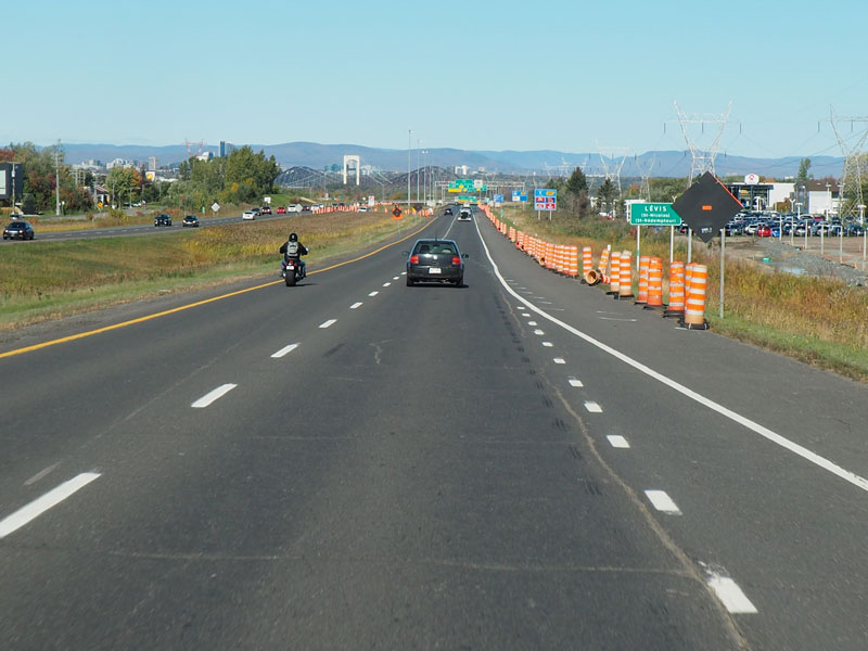 Bild 2 Weiter in Richtung Quebec