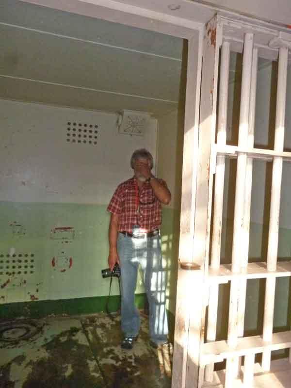 Bild 27 Pit in Zelle auf Alcatraz