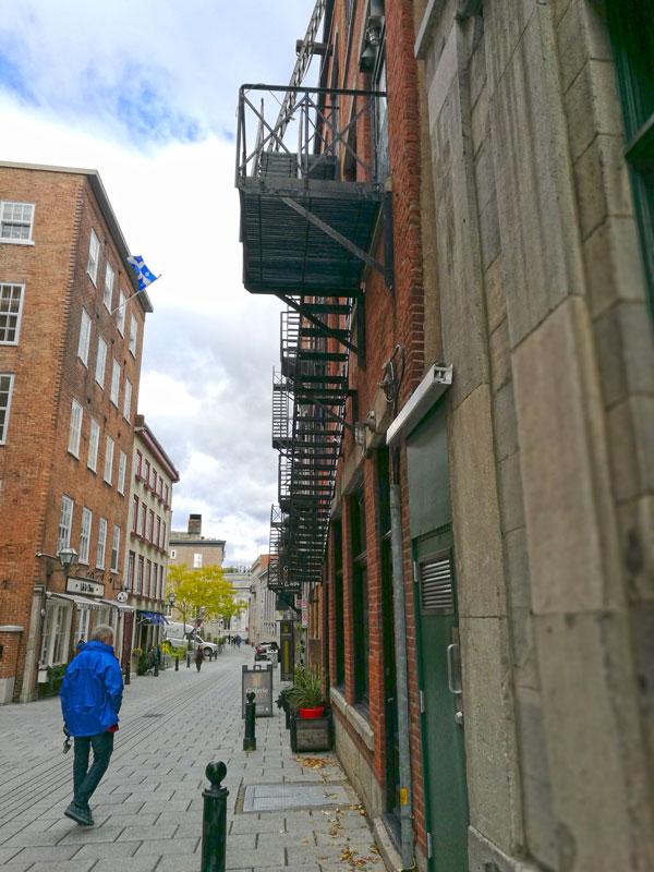 Bild 24 Bummel durch die Straßen von Quebec