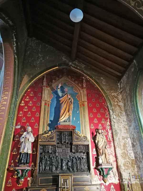Bild 22 In Abbeville, Stiftskirche St. Vulfran