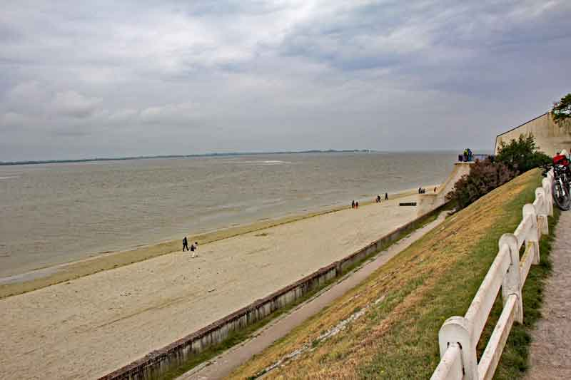 Bild 7 Der Strand von Le Crotoy