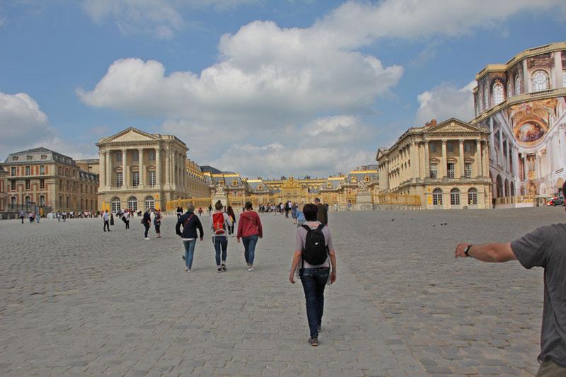 Bild 9 Parkanlagen von Versailles