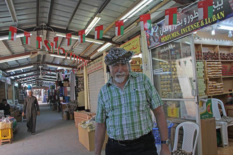 Bild 6 Wir kaufen ein im Weihrauchsouk in Salalah