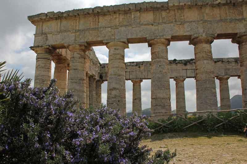 Tempelanlage Segesta