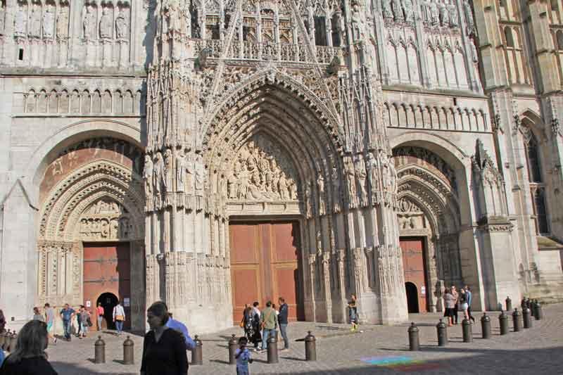 Bild 16 Kathedrale von Rouen