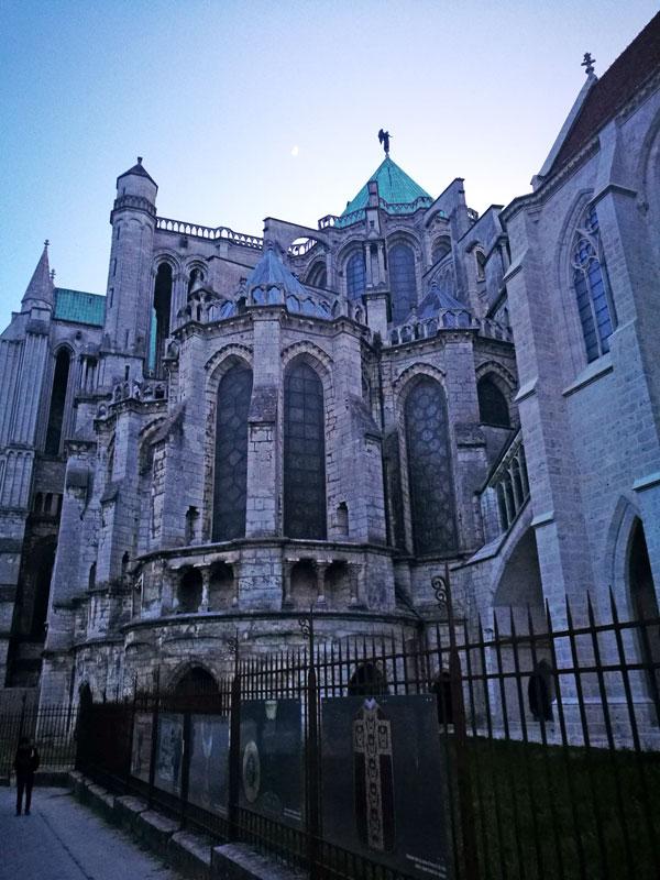 Bild 3 Kathedrale von Chartres