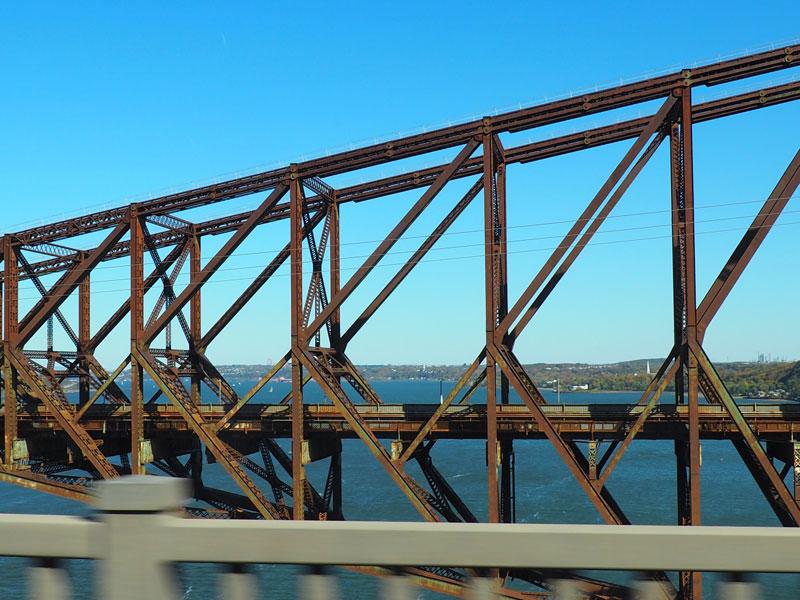 Bild 5 Brücke über den Sankt Lorenz Strom
