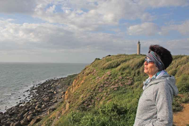 Bild 17 Wanderung zum Leuchturm von Cap Gris Nez und entlang der Klippen