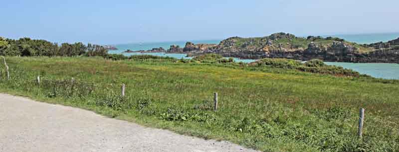 Bild 20 Auf der Landzunge Pointe du Grouin