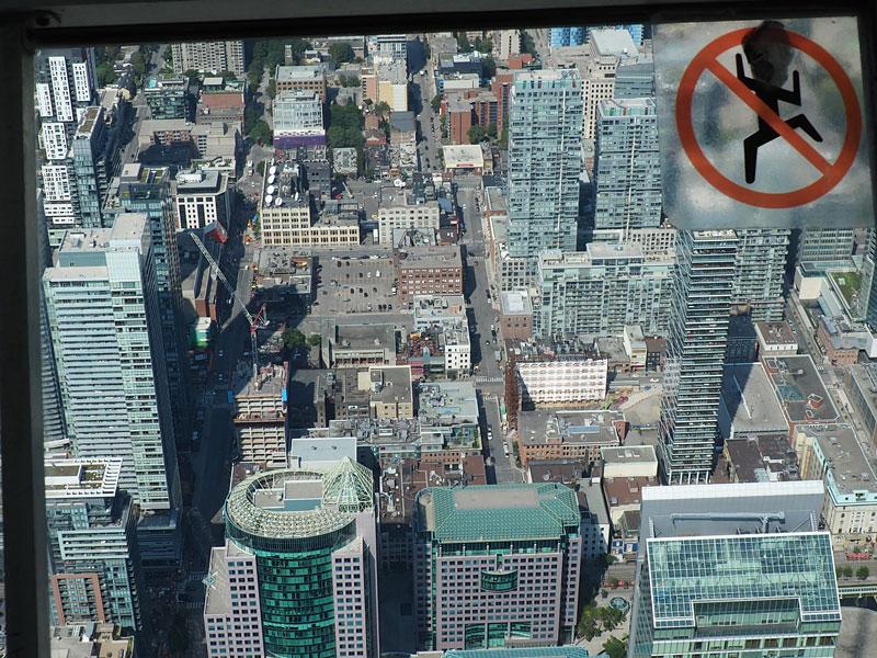 Bild 40 Blick vom CN Tower