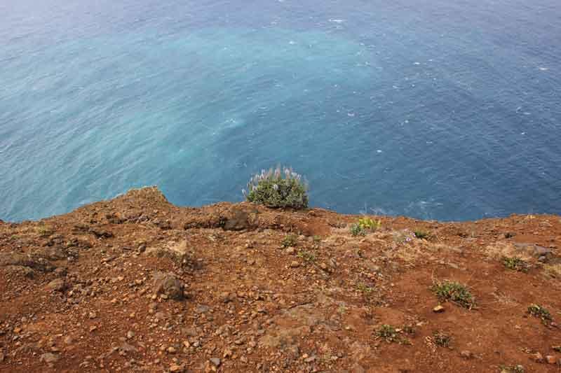 Bild 11 Blick aufs Meer vom Leutturm von Ponta do Pargo