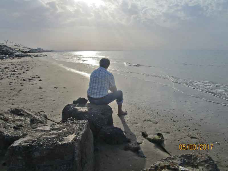 Bild 18 Bummel am Meer