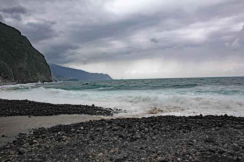 Bild 26 Am Meer bei Sao Vicente