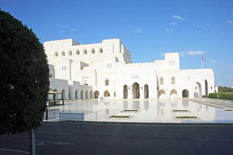 Opernhaus von Muscat