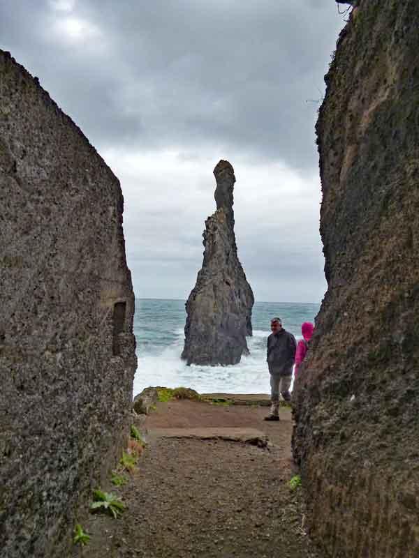 Bild 7 Auf der Nordseite von Madeira