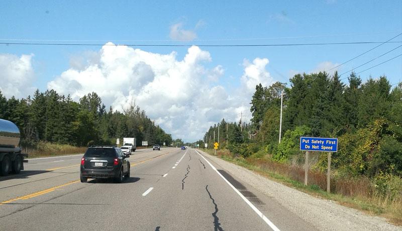 Bild 9 Unterwegs nach Norden