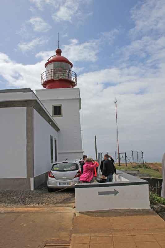 Bild 6 Am Leutturm von Ponta do Pargo