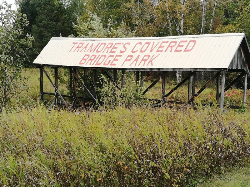 Bild 13 Wanderung um den Covered Bridge Campground