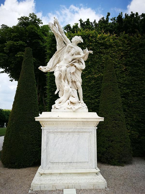 Bild 11 Parkanlagen von Versailles